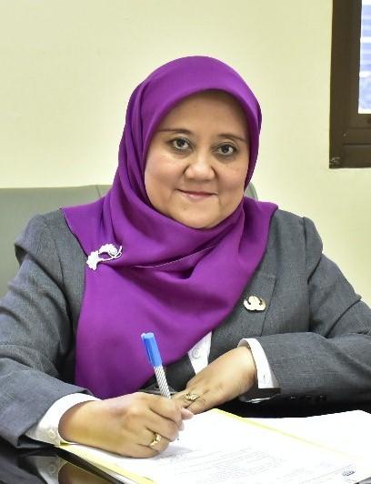 Plt.Direktur RSKGM Kota Bandung